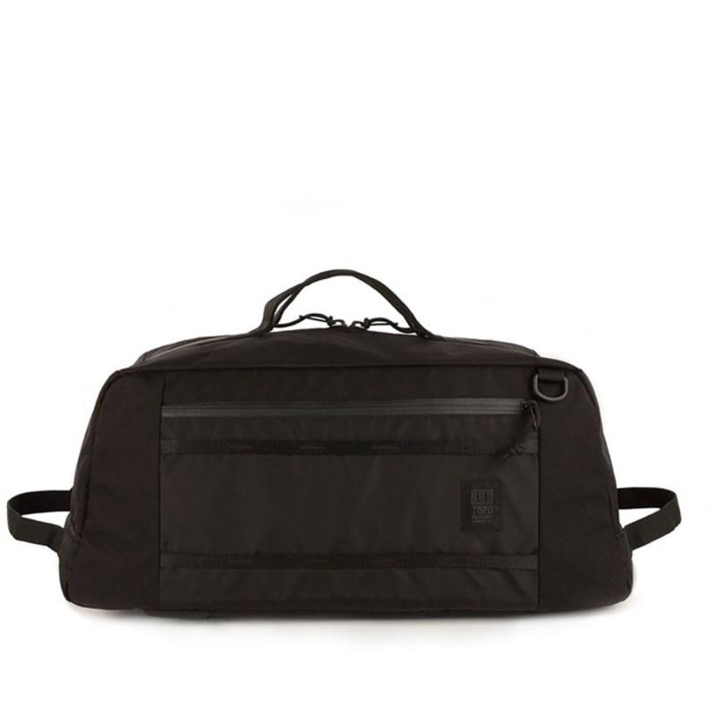 トポ・デザイン メンズ ボストンバッグ バッグ Mountain Duffel Black