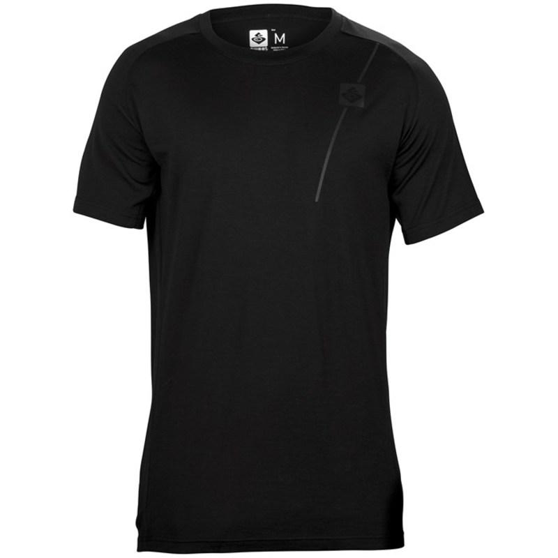 スイートプロテクション メンズ Tシャツ トップス Badlands Merino SS Jersey True Black