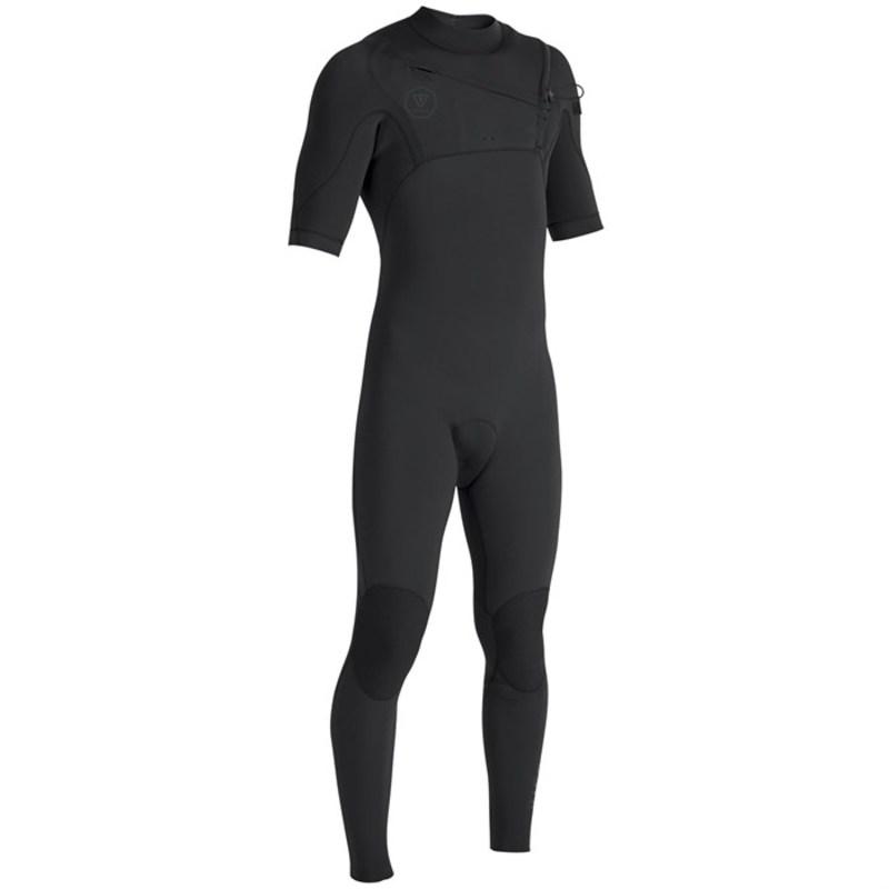ヴィスラ メンズ 上下セット 水着 7 Seas 2/2 Short Sleeve Wetsuit Stealth