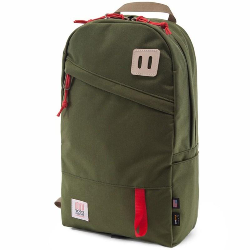 トポ・デザイン メンズ バックパック・リュックサック バッグ Daypack Backpack Olive