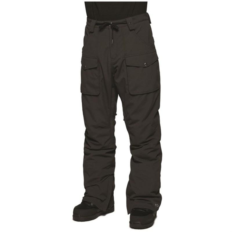 サーティーツー メンズ カジュアルパンツ ボトムス Mantra Pants Black