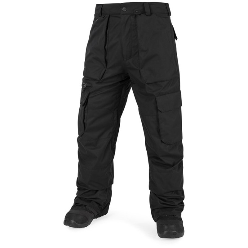 ボルコム メンズ カジュアルパンツ ボトムス Seventy Fives Pants Black