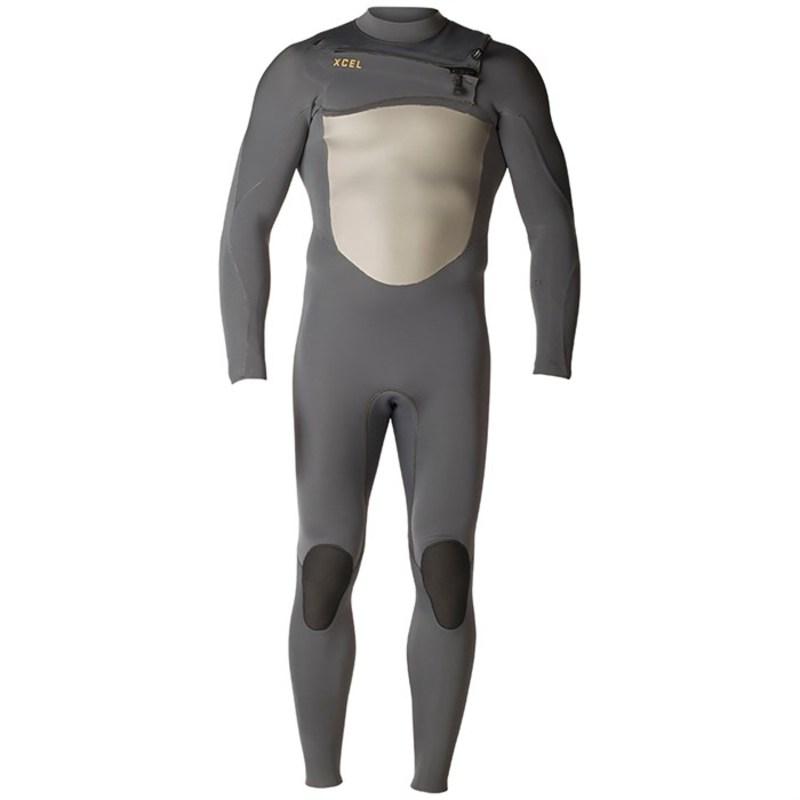 エクセル メンズ 上下セット 水着 3/2 Infiniti TDC Limited Edition Wetsuit Gunmetal