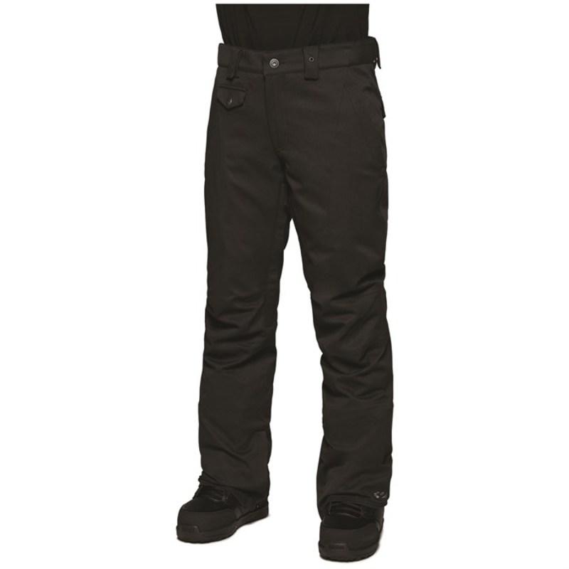 サーティーツー メンズ カジュアルパンツ ボトムス Essex Slim Pants Black