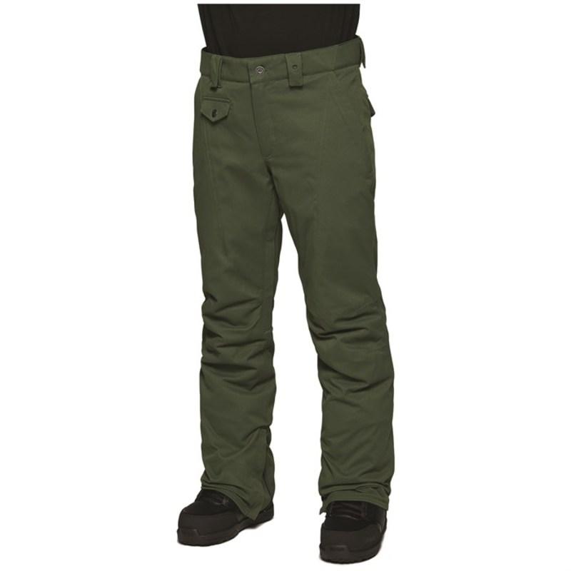 サーティーツー メンズ カジュアルパンツ ボトムス Essex Slim Pants Forrest