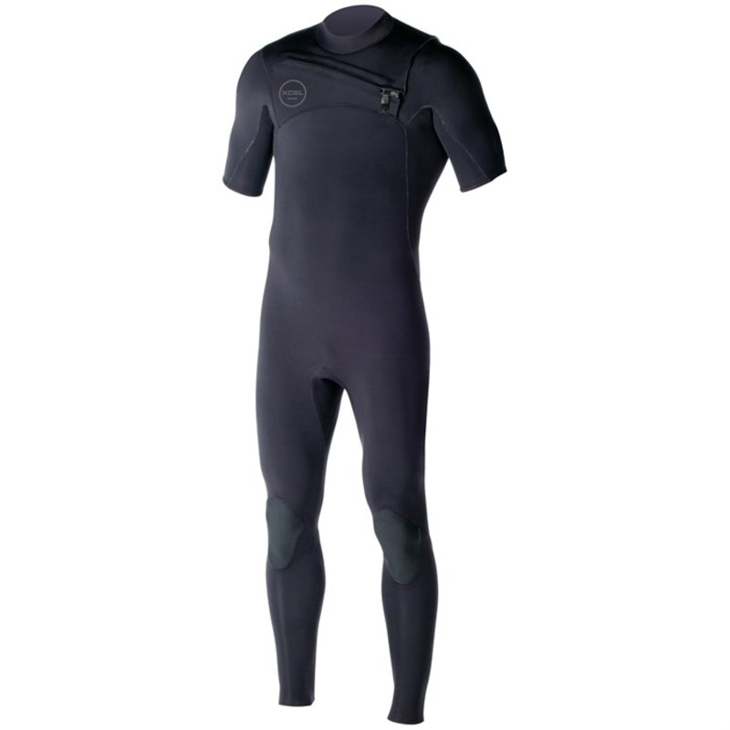 エクセル メンズ 上下セット 水着 2mm Infiniti Comp X2 Short Sleeve Fullsuit Black