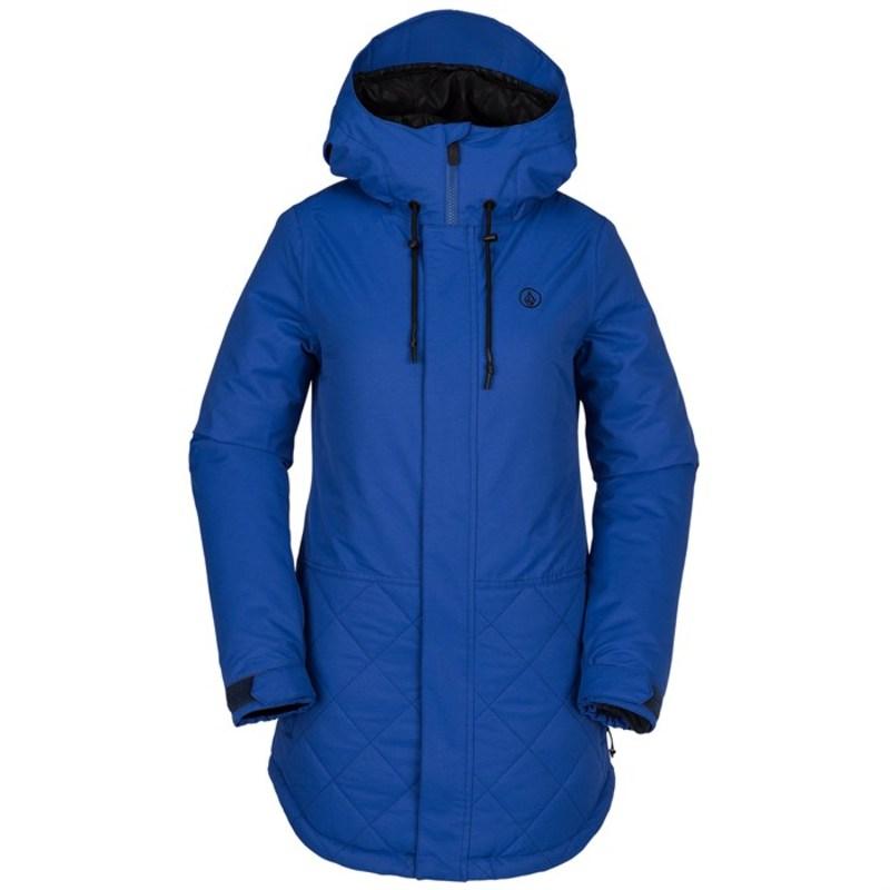 ボルコム レディース ジャケット・ブルゾン アウター Winrose Insulated Jacket - Women's Electric Blue