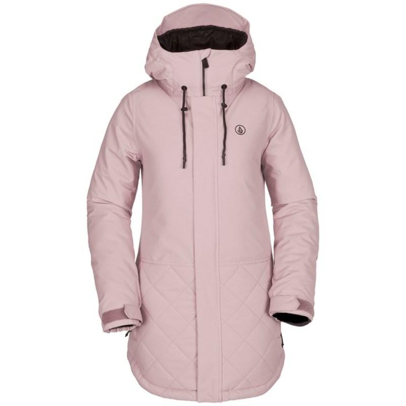 ボルコム レディース ジャケット・ブルゾン アウター Winrose Insulated Jacket - Women's Rose Wood