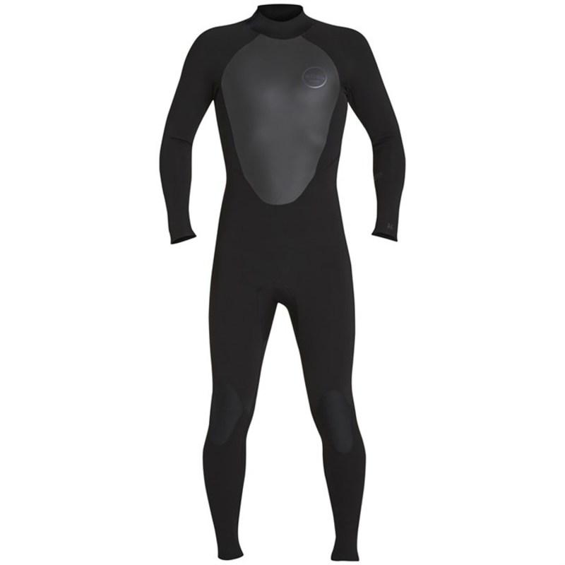 エクセル メンズ 上下セット 水着 4/3 Axis Wetsuit Black