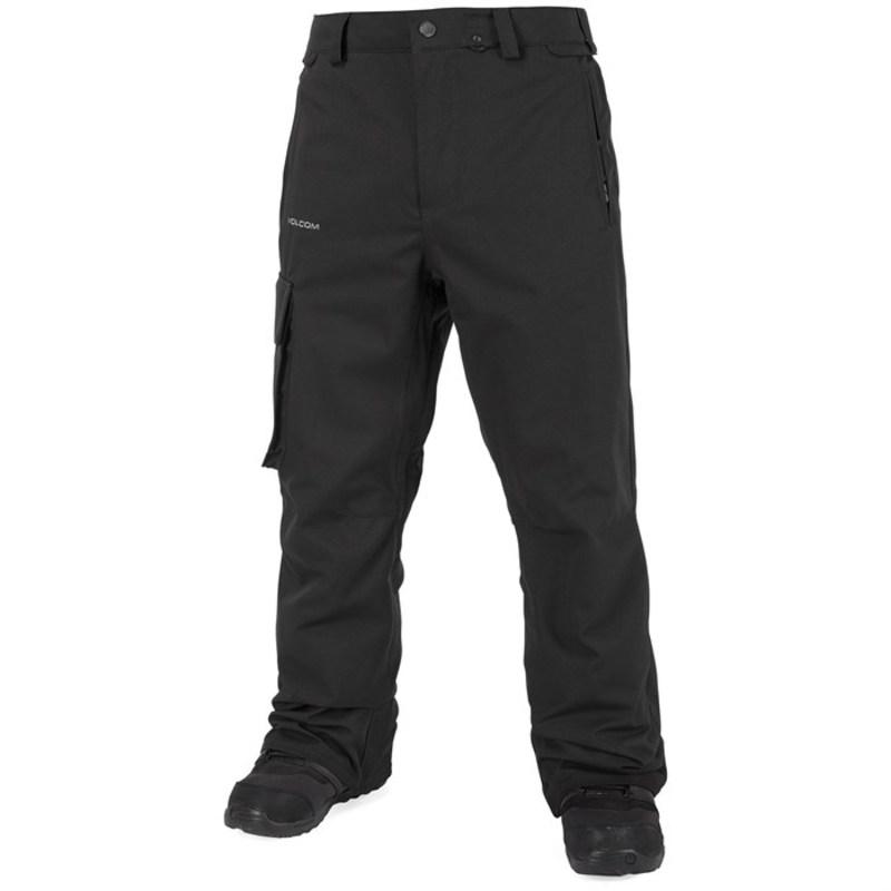 ボルコム メンズ カジュアルパンツ ボトムス Ventral Pants Black