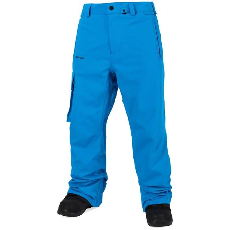 ボルコム メンズ カジュアルパンツ ボトムス Ventral Pants Blue