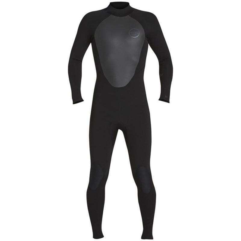 割引 エクセル Wetsuit メンズ 上下セット エクセル 水着 5/4 Black Axis Wetsuit Black, インノシマシ:5fd4fa14 --- totem-info.com