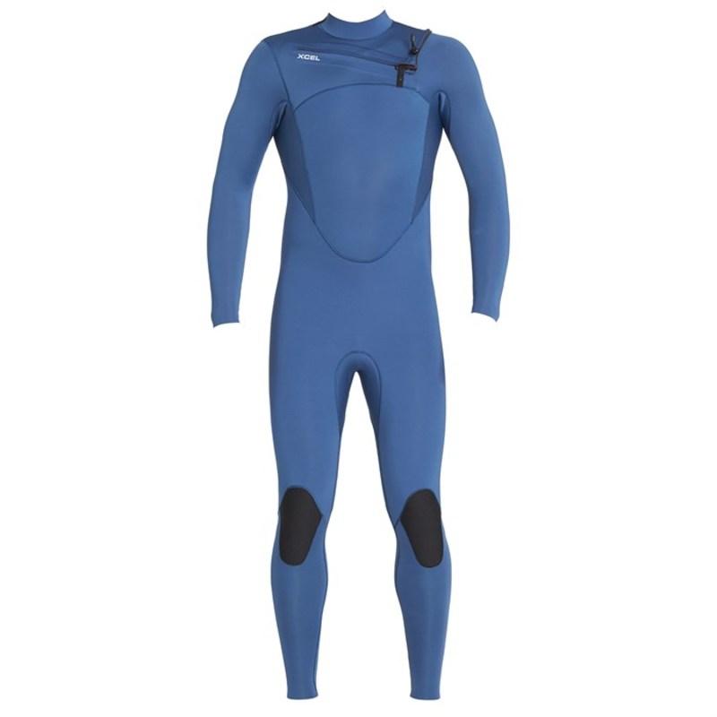 エクセル メンズ 上下セット 水着 3/2 Comp Thermo Lite Wetsuit Cascade Blue