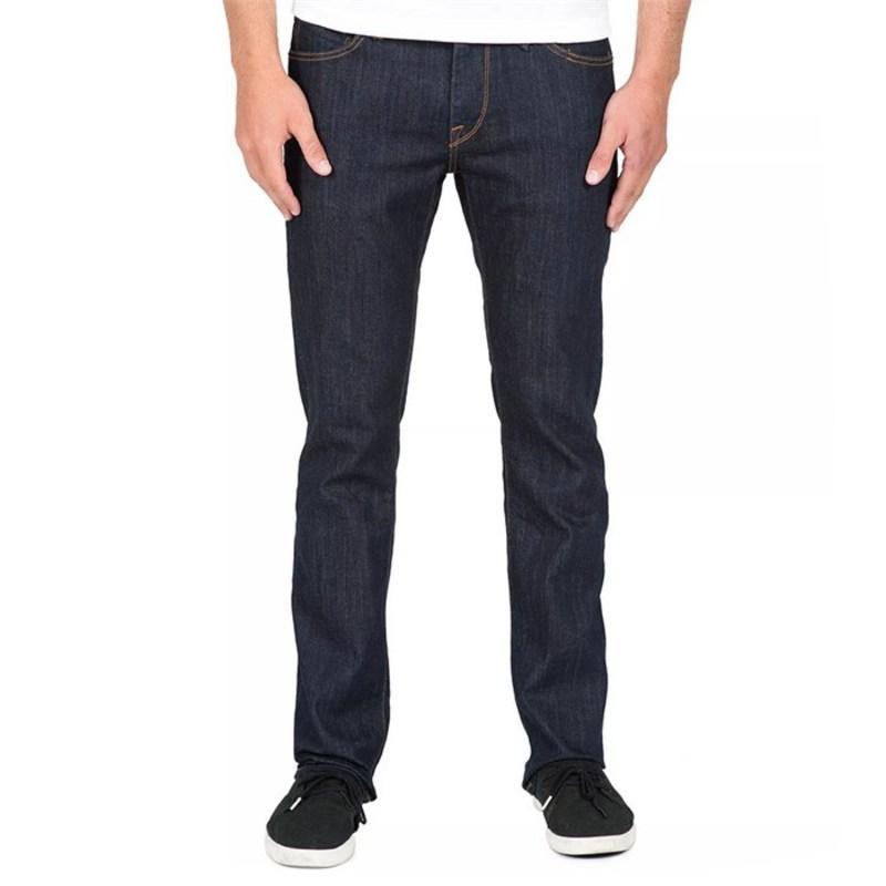 ボルコム メンズ カジュアルパンツ ボトムス Vorta Jeans Rinse