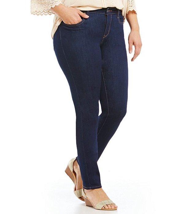 リーバイス レディース デニムパンツ ボトムス Levi'sR Plus Size 711 Skinny Jeans Dark Scenic