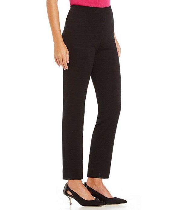 ミンウォン レディース デニムパンツ ボトムス Ankle Washable Pants Black:ReVida 店