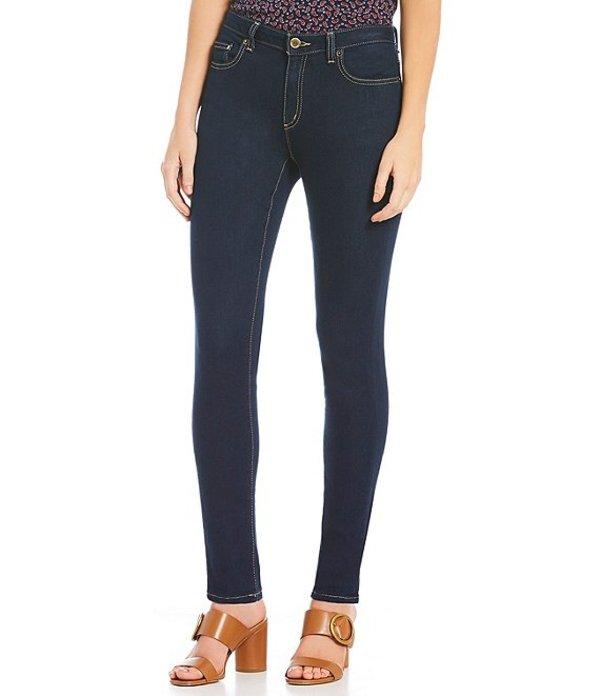 マイケルコース レディース デニムパンツ ボトムス Stretch Denim Selma High-Rise Skinny Jeans Dark Rinse