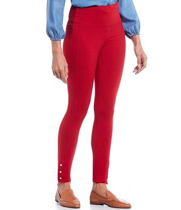 イントロ レディース カジュアルパンツ ボトムス Solid Teri Love the Fit Leggings Jester Red