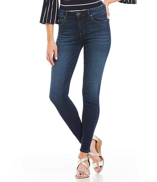 カットフロムザクロス レディース デニムパンツ ボトムス Mia High Waist Skinny Jeans Dk Goodly