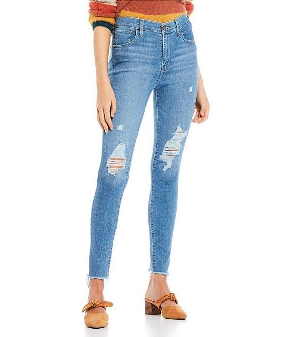 リーバイス レディース デニムパンツ ボトムス 720 High Rise Super Skinny Jeans Quebec Dawn