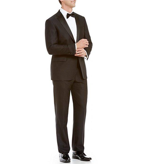 ハート シャフナー マルクス メンズ ジャケット・ブルゾン アウター New York Modern-Fit Tuxedo Black