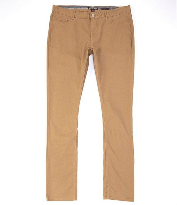 マイケルコース メンズ カジュアルパンツ ボトムス Parker Slim-Fit Stretch 5-Pocket Pants Husk