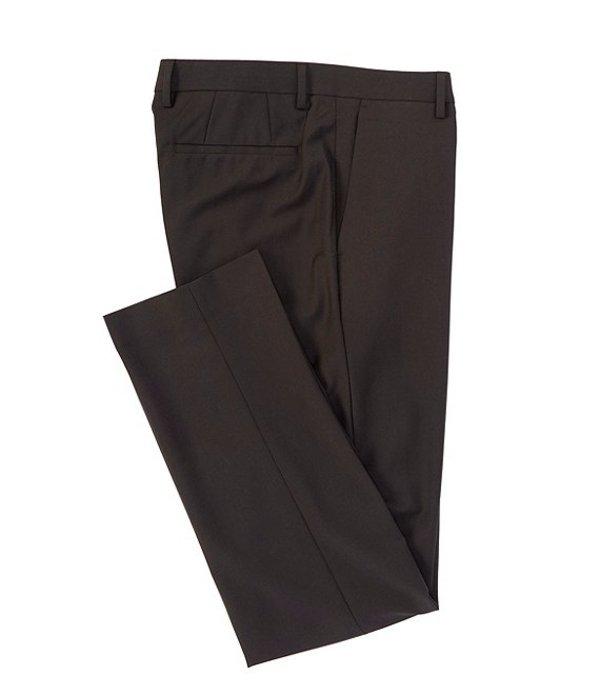 ムラノ メンズ カジュアルパンツ ボトムス Performance Alex Slim-Fit Stretch Suit Separates Dress Pants Black