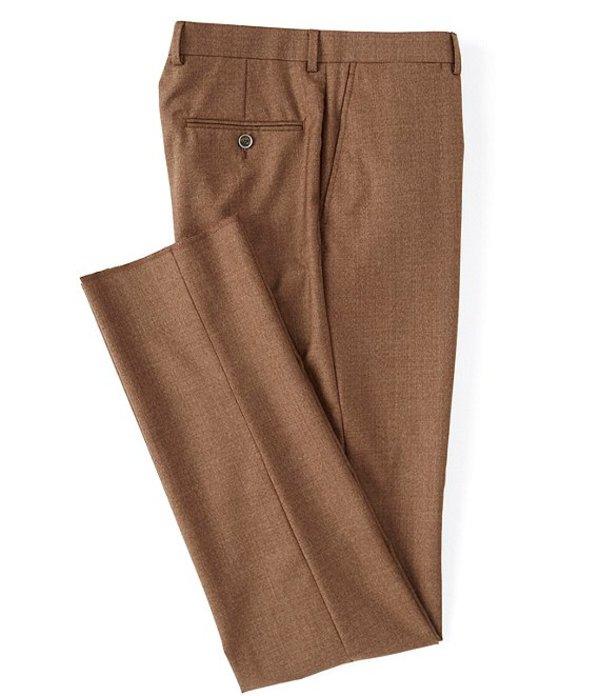 ハート シャフナー マルクス メンズ カジュアルパンツ ボトムス Modern Fit Tobacco Wool Dress Pants Tobacco
