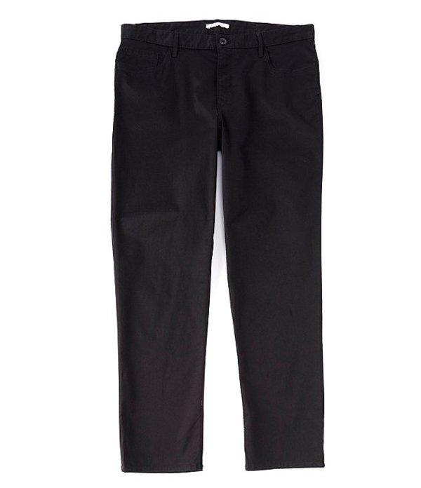カルバンクライン メンズ カジュアルパンツ ボトムス Slim-Fit Stretch 5-Pocket Pants Black