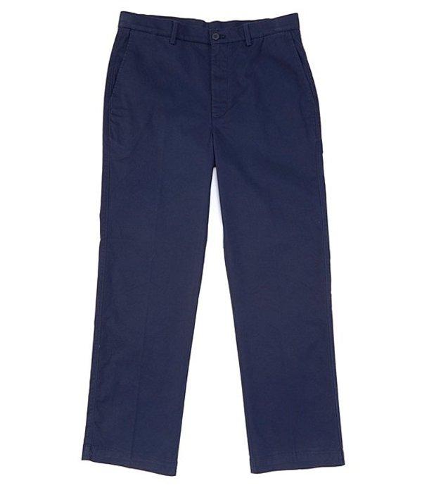 ラウンドトゥリーアンドヨーク メンズ カジュアルパンツ ボトムス Flat-Front Washed Chino Pants Dark Navy