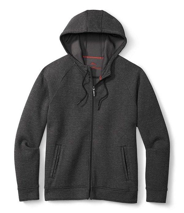 トッミーバハマ メンズ ジャケット・ブルゾン アウター Full-Zip Hoodsport Jacket Coal