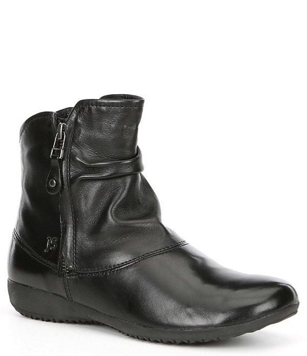 ジョセフセイベル レディース ブーツ・レインブーツ シューズ Naly 24 Leather Bootie Black