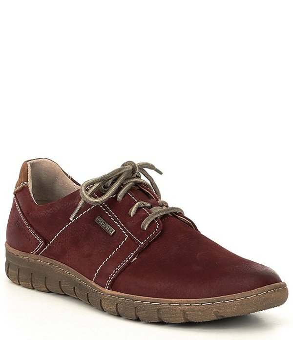 シューズ オックスフォード Leather Sneaker ジョセフセイベル Bordo レディース Steffi 59