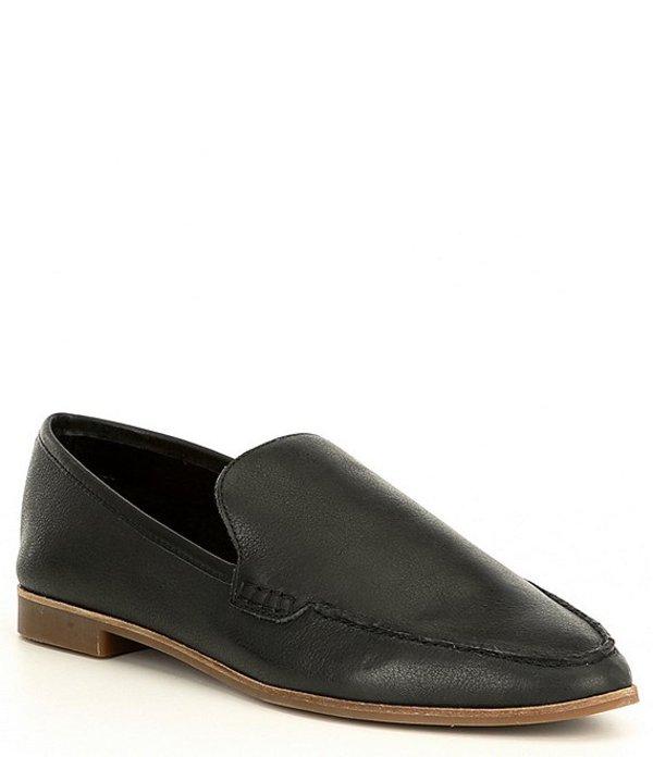 ラッキーブランド レディース スリッポン・ローファー シューズ Bejaz Leather Loafers Black