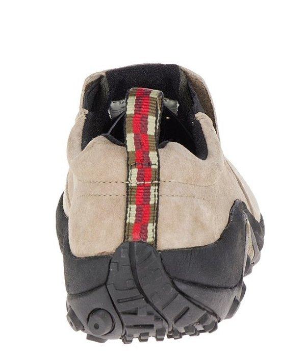 メレル レディース スリッポン・ローファー シューズ Women's Jungle Moc Leather Slip Ons Classic TaupegY6I7bfyv