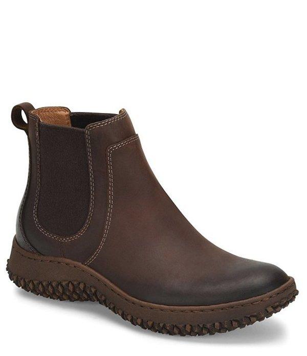 ソフト レディース ブーツ・レインブーツ シューズ Abry Waterproof Leather Chelsea Bootie Brown