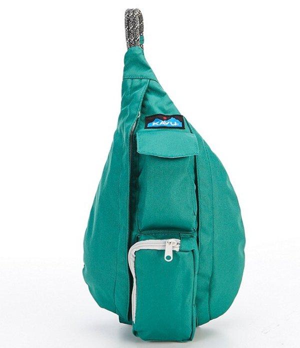カブー レディース バックパック・リュックサック バッグ Polyester Water-Resistant Mini Rope Sling Verde