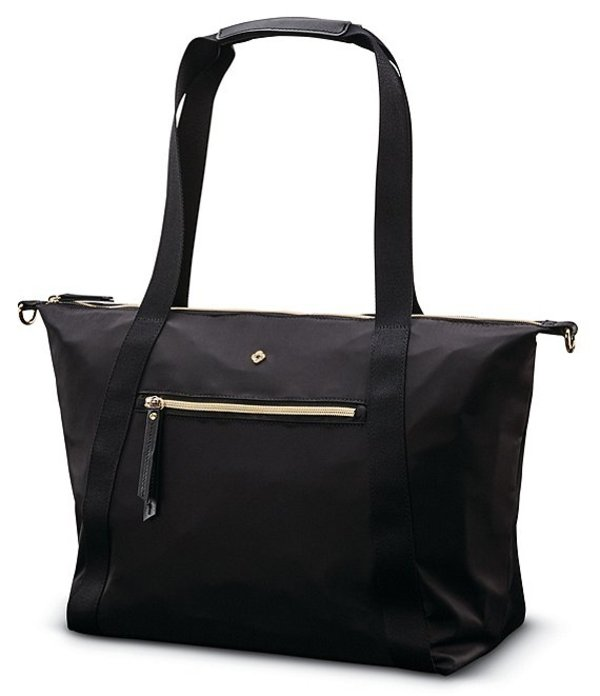 Carryall Tote Classic Bag Black トートバッグ レディース Convertible バッグ Mobile サムソナイト Solution