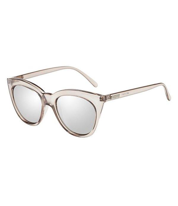 ルスペックス レディース サングラス・アイウェア アクセサリー Halfmoon Magic Cat Eye Sunglasses Stone