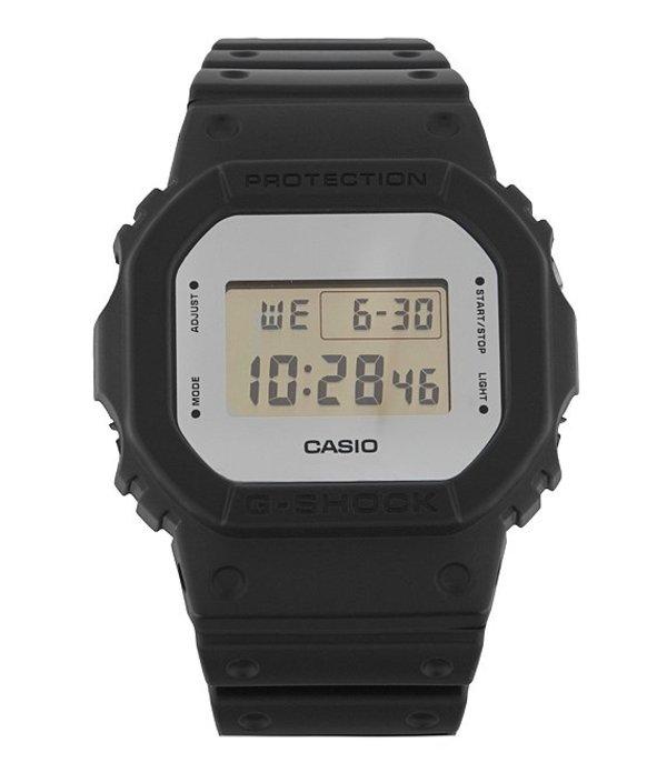ジーショック メンズ 腕時計 アクセサリー Digital Black Resin Strap Watch Black