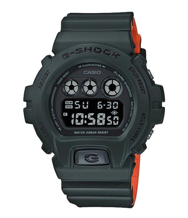 ジーショック メンズ 腕時計 アクセサリー Classic Digital Watch Green