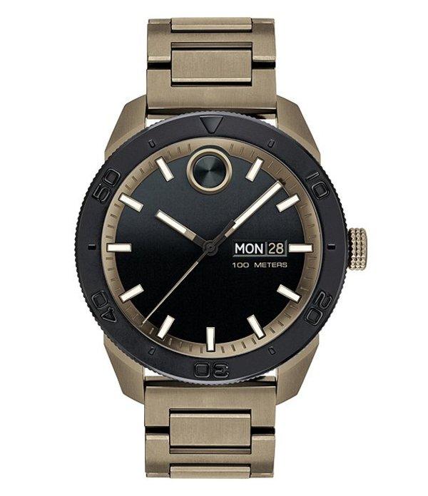 モバード メンズ 腕時計 アクセサリー Sport Khaki-Toned Watch Khaki