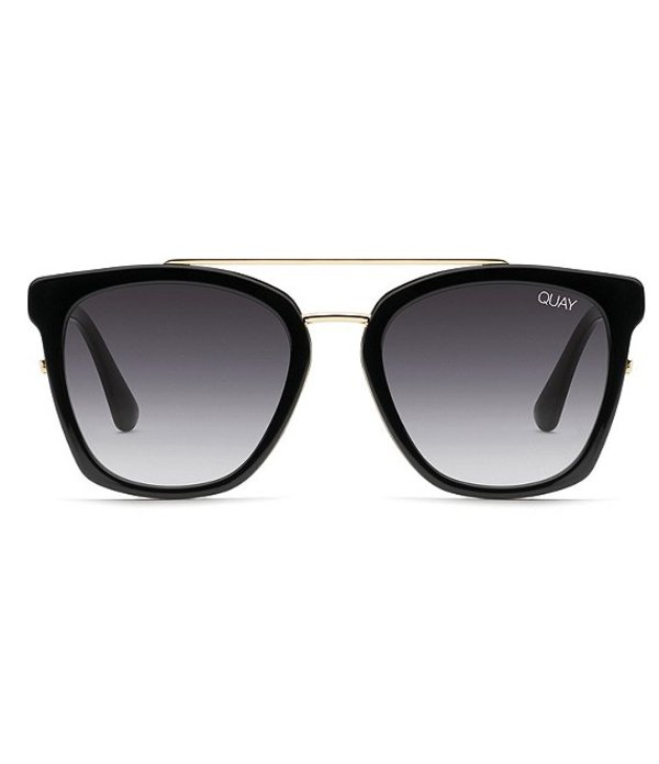 クアイオーストラリア レディース サングラス・アイウェア アクセサリー Sweet Dreams Sunglasses Black/Smoke