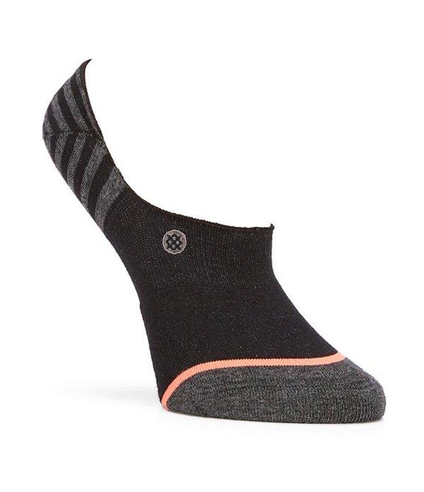 スタンス レディース 靴下 アンダーウェア Sensible 3 Pack No Show Socks Black