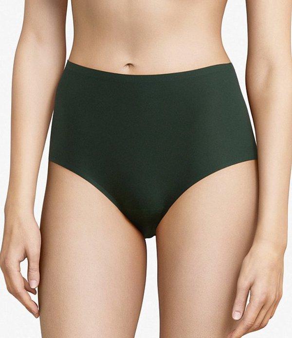 シャントル レディース パンツ アンダーウェア Soft Stretch Seamless Brief Panty Green