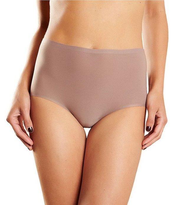 シャントル レディース パンツ アンダーウェア Soft Stretch Seamless Brief Panty Hazelnut:ReVida 店