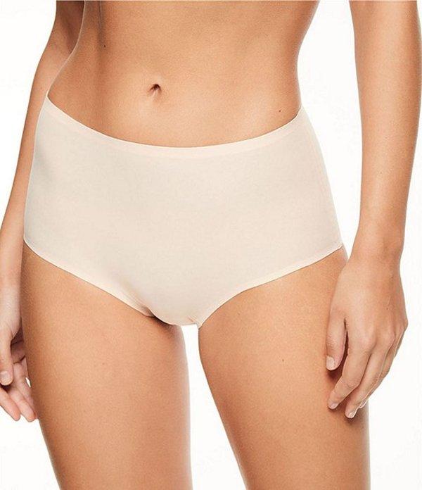 シャントル レディース パンツ アンダーウェア Soft Stretch Seamless Brief Panty Nude Blush