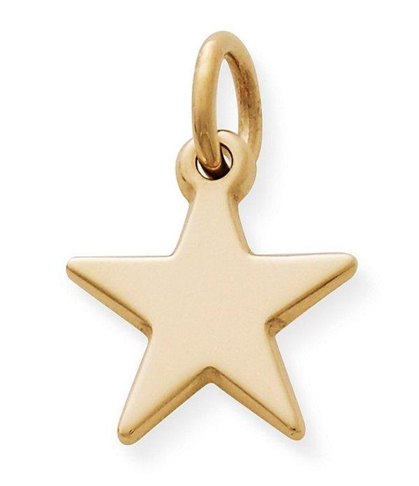 ジェームズ エイヴリー レディース ネックレス・チョーカー アクセサリー 14K Gold Star Charm Gold