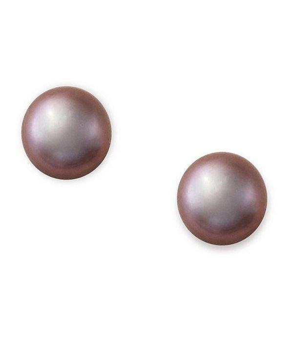 ジェームズ エイヴリー レディース ピアス・イヤリング アクセサリー Lavender Cultured Pearl Earrings Sterling Lavender