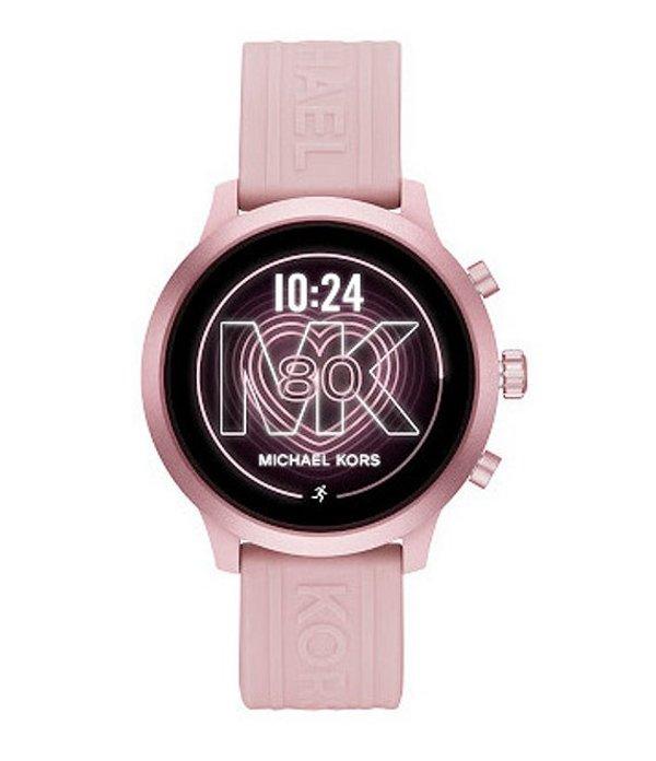 マイケルコース レディース 腕時計 アクセサリー Access MKGO Blush Touchscreen Smartwatch Pink